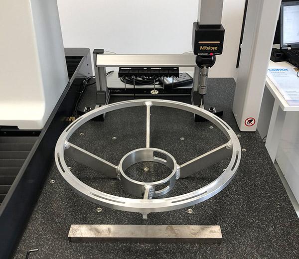 MEVOR Metallbearbeitung und Vorrichtungsbau GmbH - Messtechnik