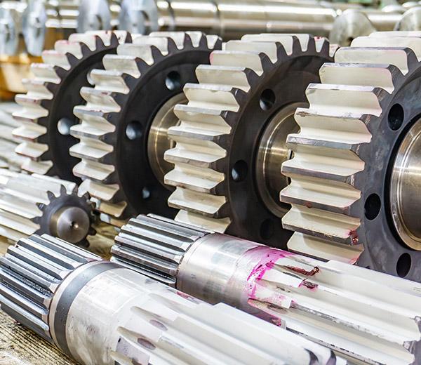 MEVOR Metallbearbeitung und Vorrichtungsbau GmbH - Vorrichtungsmontage | Zahnräder und Antriebswellen für Elektromotoren