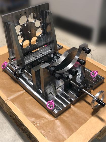 MEVOR Metallbearbeitung und Vorrichtungsbau GmbH - Vorrichtungsmontage