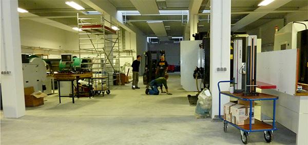 MEVOR Metallbearbeitung und Vorrichtungsbau GmbH - neuer Standort in Weißensee